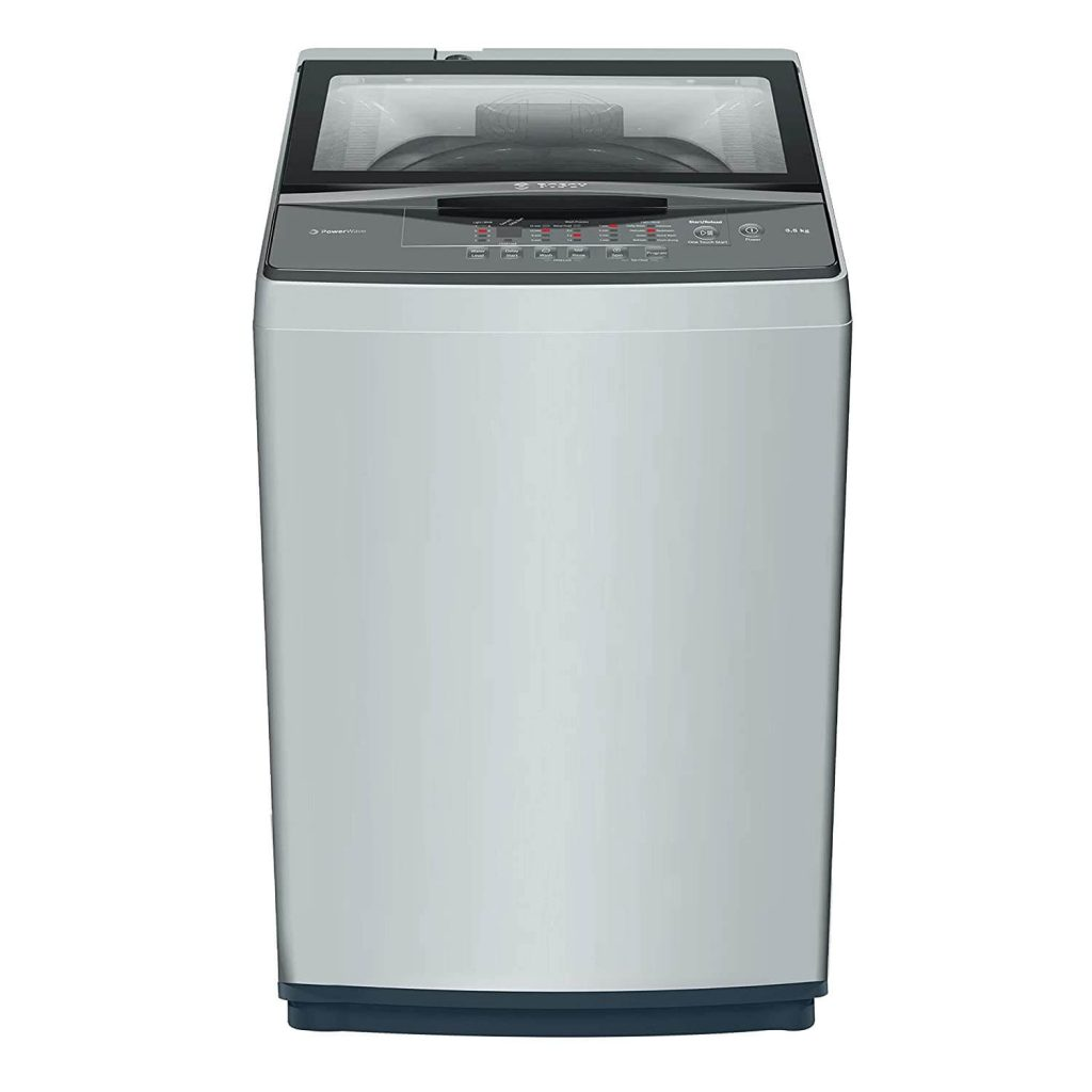 Bosch 6.5 Kg Fully-Automatic Top-Load Washing Machine