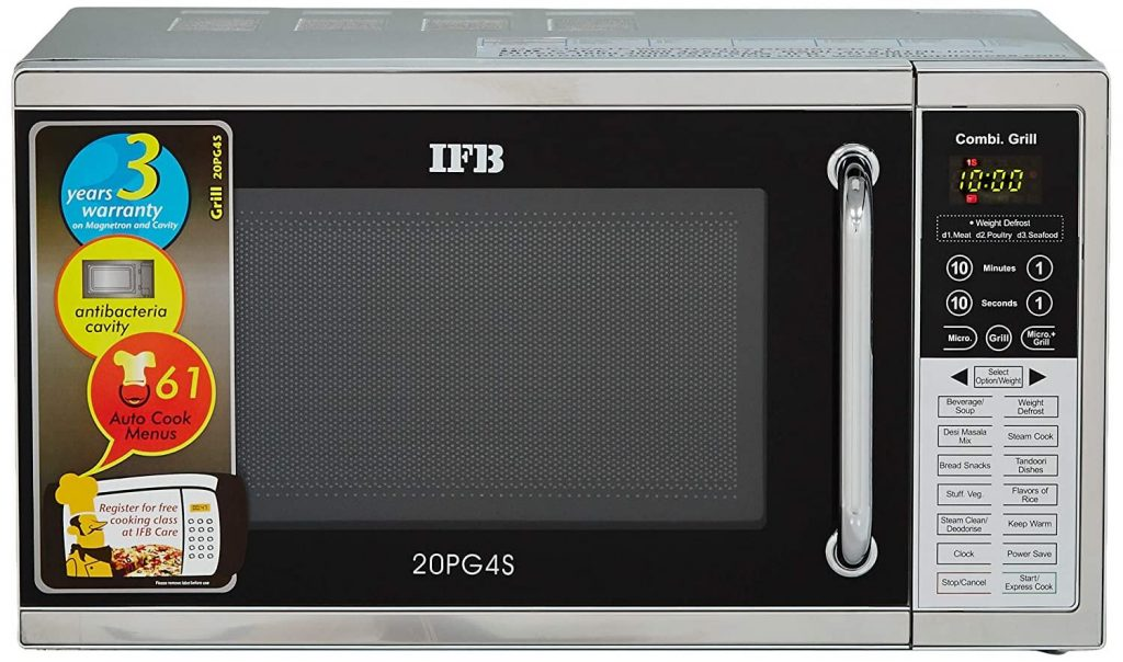 IFB 20L Grill Microwave Oven