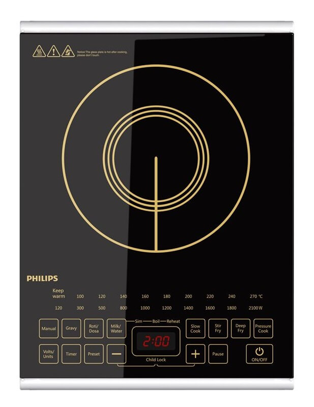 Philips Viva Collection HD4938 - best induction under 2500