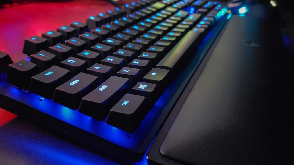 best mechanical keyboard under 3000 in India for gaming